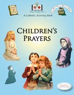 Click here for more information on the 'Children's Prayers' Activity Book.