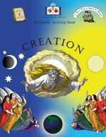 Click here for more information on the 'Creation Activity' Book.